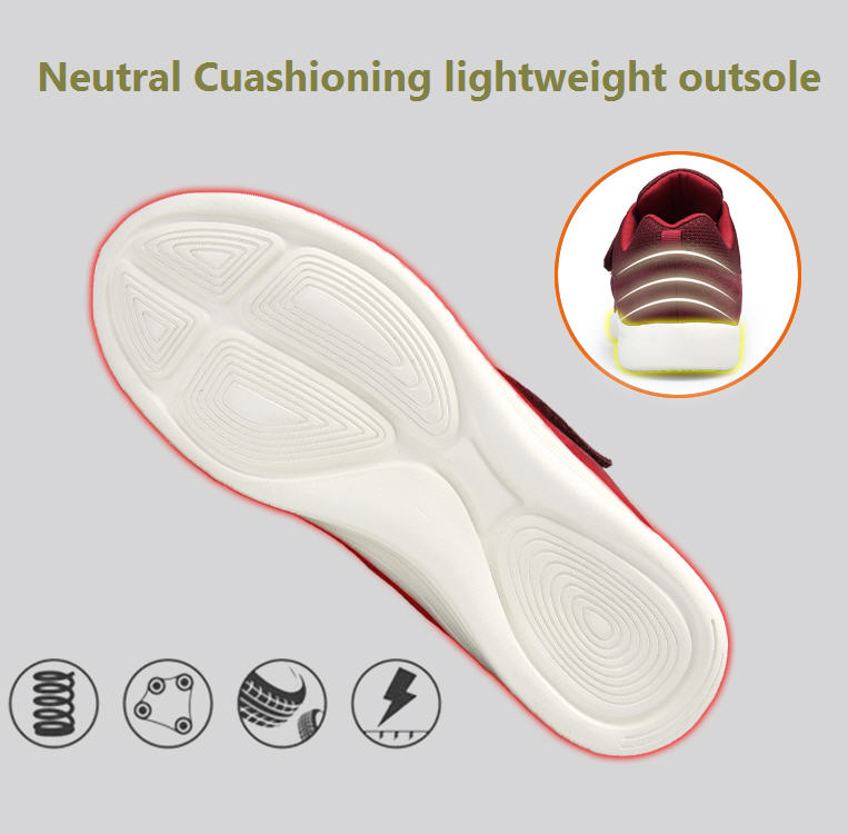3f3cdc8b1bde comfortable boots for older women EMAOR easy to put on boots for elderly  EMAOR