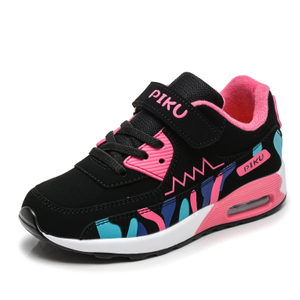 2018New children's casual sports running shoes brand Fashion classic children's air cushion shoes Girls comfortable breathable sneakers