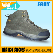 Hot sale custom rock climbing shoes,New designed hiking outdoor shoes, climbing safety shoes