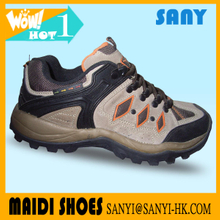 Hottest Wholesale Unisex Hiking/Climbing Shoes with Durable MD Outsole