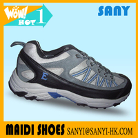 Wholesale China latest Breathable Durable Hiking Shoe for Men footear with higher quality lower price