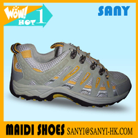 Latest Style Unisex Hiker's High Quality Hiking/Trekking Shoes with Wear-resistant Outsole