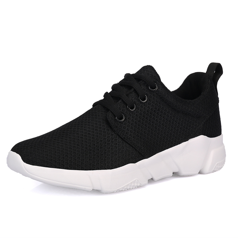 Men running shoes High quality sneakers women breathable air mesh tennis shoes Winter sport shoes for women 2017 new