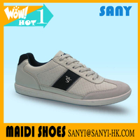 Latest Design Man Summer Of Fashion Men's Sneakers Casual Canvas Shoes For Men Casual Shoes With Holes on Upper