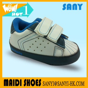 New Wholesale China Fashion Infant Cheap Leather Flat Casual Shoes