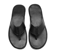Comfortable sandals men's flip flops black sandal casual flip flops simple 2018 hot on line shop