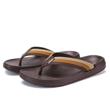 Summer flip flops beach shoes sandal shoes casual slippers high quality light for men on line retails
