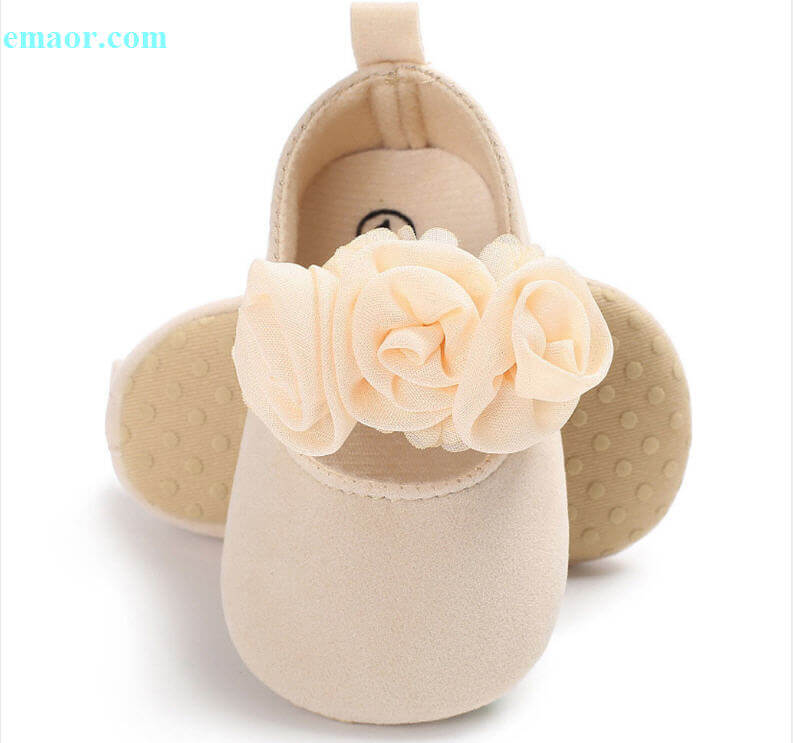 62c6cc0185 Baby Shoes Cute Newborn 0-18M Lovely Floral Japan Girl Crib Shoes ...