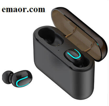 Bluetooth 5.0 Earphones TWS Wireless Headphones Blutooth Earphone Handsfree Headphone Sports Running Earbuds Music Gaming Headset Phone