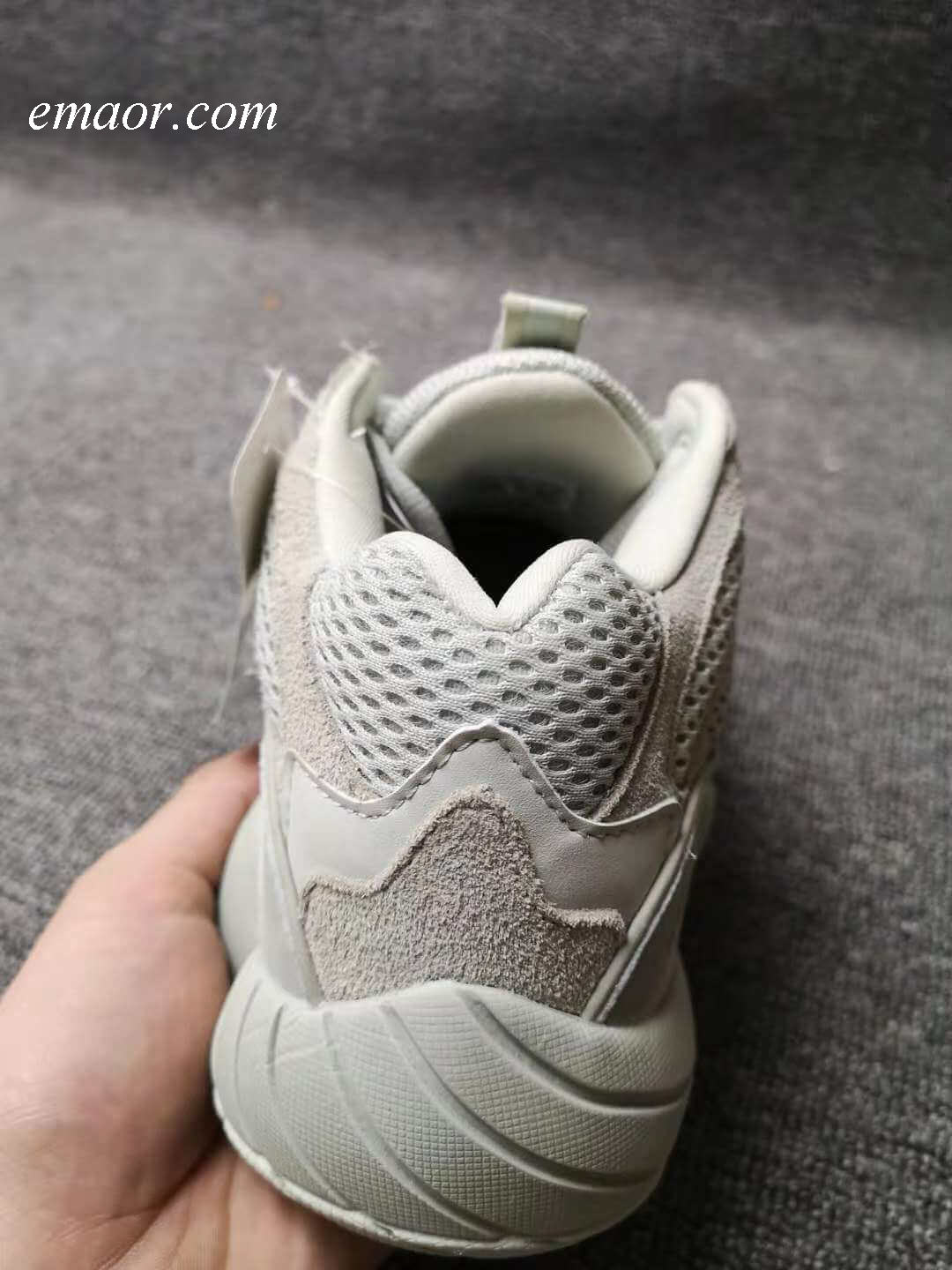 separation shoes c5f9a 3db18 Yeezy 500 Shoes Man's And Women's Yeezy 500 Salt Release ...