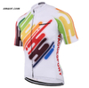 Cycling Jersey Men Wholesale Custom Quick Dry Bicycle Clothing China Factory Cycles Top Bike Shirts