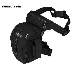Tactical Backpack Bag Safe Outdoor Sport Camping Hiking Trekking Waist Drop Leg Bags
