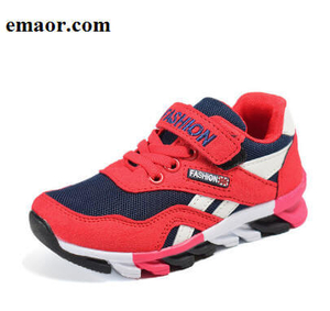 Children Sports Shoes Spring/Autumn Boys Shoes Fashion Brand Light-up Casual Breathable Outdoor Running Sneakers
