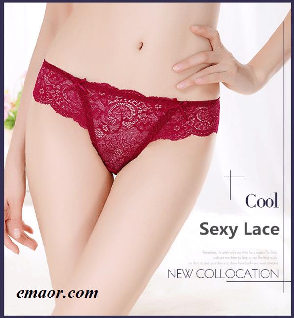 93495a38c7de Front Thong in Apparel for Women Lace Trim Lace Underwear Set Spotlight on  Lace Brief Jockstrap