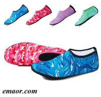 Unisex Wading Shoes Water Swimming Beach Outdoor Summer Sea Surfing Snorkeling Breathbale Wading Shoes