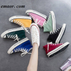 Womens Vulcanize Shoes Classic Vintage Fashion Multiple Colors New Comfortable Students Casual Shoes
