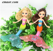 Outdoor Toys for Kids Best Baby Bath Toys Waterproof Mermaid Dolls Girls Toy 20cm Top Kids Toys