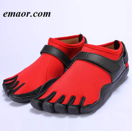 Mens Five Fingers Shoes China Brand Design Rubber with Outdoor Slip Resistant Breathable Light Weight Shoes for Men