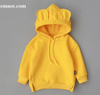 Baby Hoodies 2019 New Spring Autumn Lovely Boys Girls Clothes Cotton Hooded Sweatshirt Children's Kids Casual Sportswear Infant Clothing