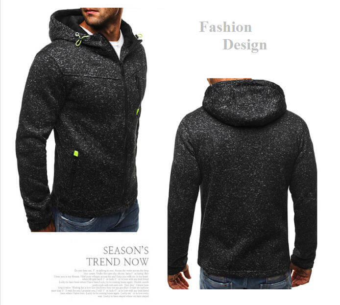 Jacket Sweatshirts Autumn Winter Coat