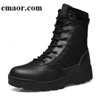Army Boots Men's Military Outdoor Desert Tactical Boot Shoes Winter Autumn Breathable Combat Ankle Boots