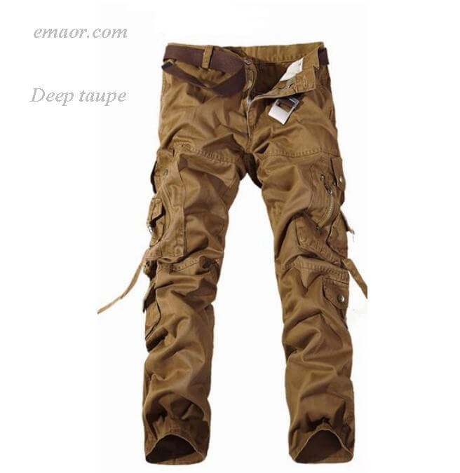 Cheap Cargo Pants Spring Tactical Pants Best Cargo Pants Men's Casual Cargo Pants