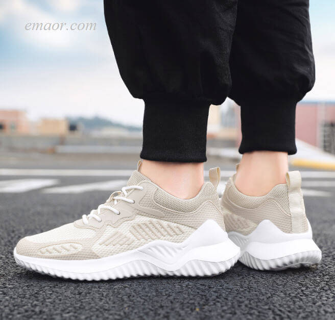 Men's Running Shoes Outdoor Fashion Shoes Men's Sneakers Beauty & Health Running Shoes for Men