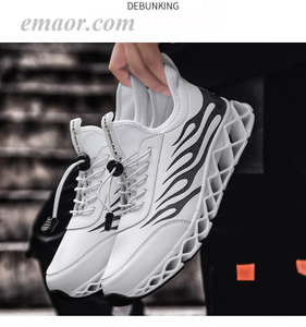 Men's Designer Shoes Sneakers for Men Beacon Face Cross - Border Hot Style Large Men's Shoes Basketball Shoes on Sale