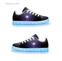 Electric Styles Shoes Ajna-APP Controlled Low Top LED Shoes Led Walk Shoes on Sale