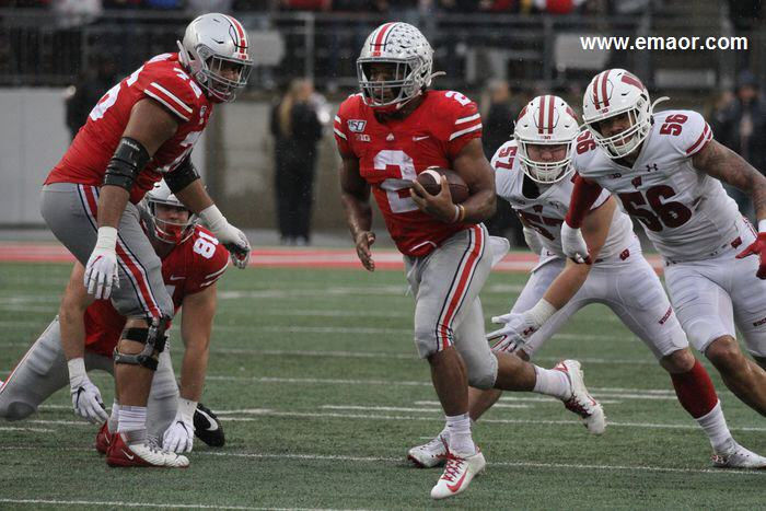 Ohio State football's other win over Wisconsin -- Proving J.K. Dobbins is the Big Ten's best running back