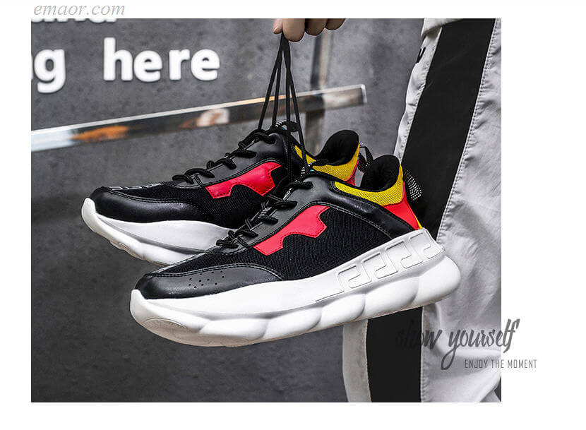 Men's Shoes Sneaker Comfortable Breathable Walking Sneakers Best Running Shoes for Men
