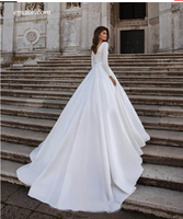 Winter Wedding Dresses Wedding Gowns Elegant Long Sleeve Bride Dress Wedding Dresses Online