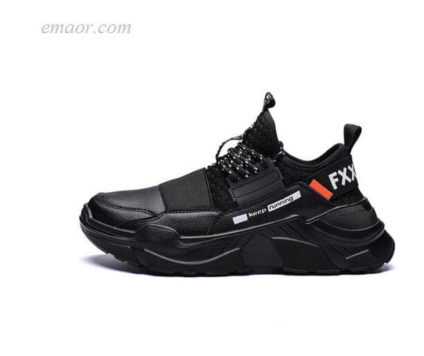 Fashion Sneakers Shoes Mesh Sneakers Breathable Outdoor Walking Shoes Sneakers for Men