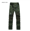 Cargo Capri Pants Men's Removable Quick Dry Casual Pants Army Military Short Cargo Pant Cargo Pants Brands on Sale