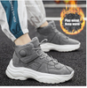 Men's Running Shoes on Sale Winter Warm Running Shoes for Men Business Casual Sneakers Cheap Running Shoes for Men