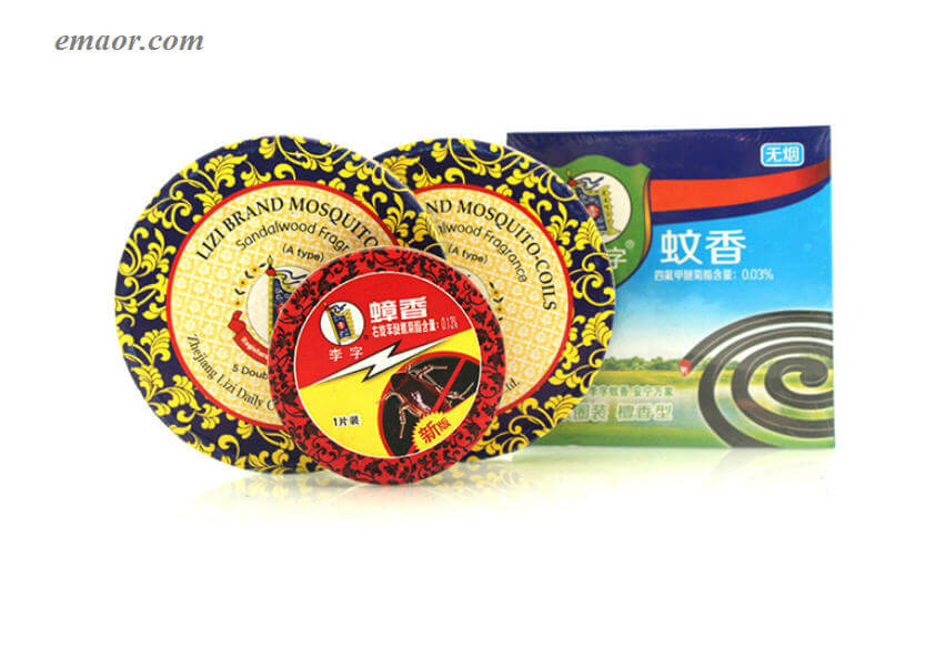 Micro Smoke Lavender Ingredients of Mosquito Insect Repellent Coil Off Spiral Mosquito Katol Mosquito Killer