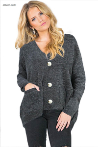 Walmart Ladies Outerwear Volcom Women's Outerwear Swoon And Snuggles Chenille Shift Sweater