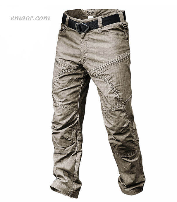 Cargo Pants for Men Summer Waterproof Tactical Pants Male Jogger Casual Men's Cargo Pants Cotton Cargo Pants on Sale
