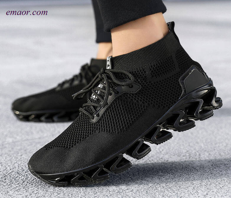 Running Shoes for Men Hot Running Shoes Men's Sneakers BounceOutdoor Flats Shoes Fashion Sneakers for Men