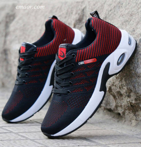 Good Running Shoes for Men Men's Sneakers Air Cushion Outdoor Walking Shoes Heavy Duty Sneakers Men's Fashion Casual Shoes